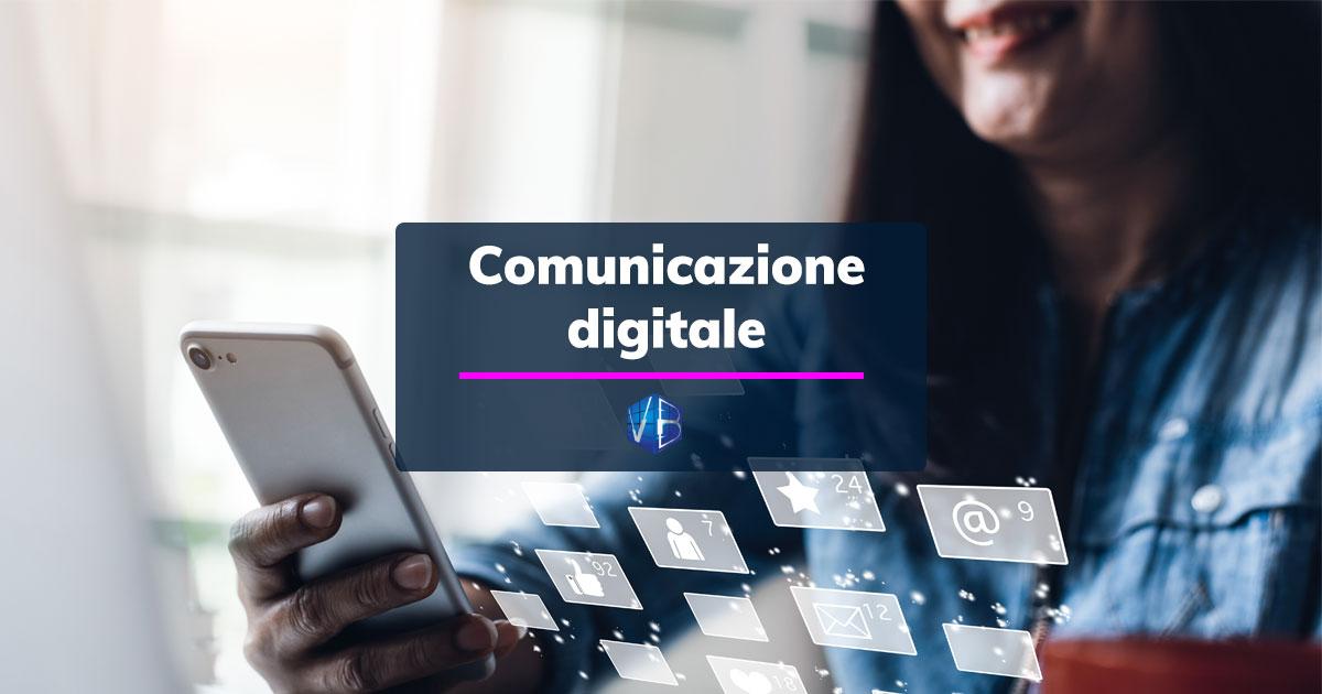la comunicazione digitale: cos'é