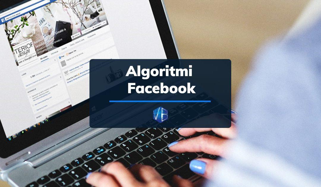 Algoritmi Facebook