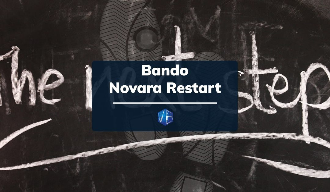 Contributi a fondo perduto: Bando Novara Restart 2020