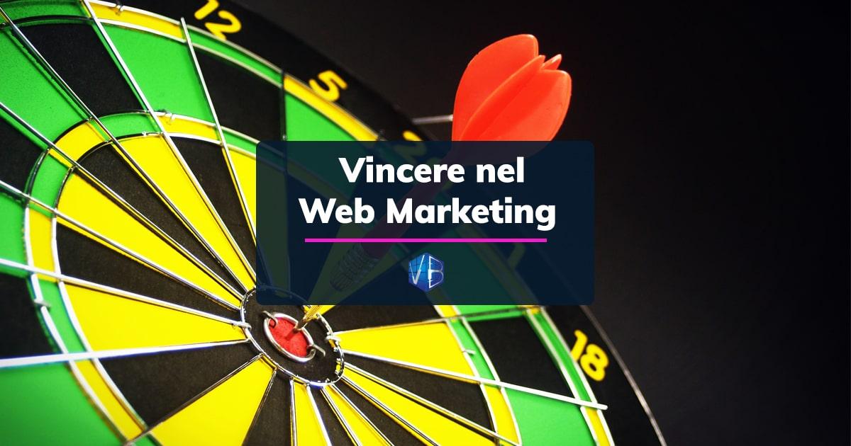 come vincere nel web