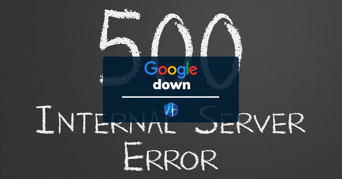 Google Gmail YouTube down non funziona
