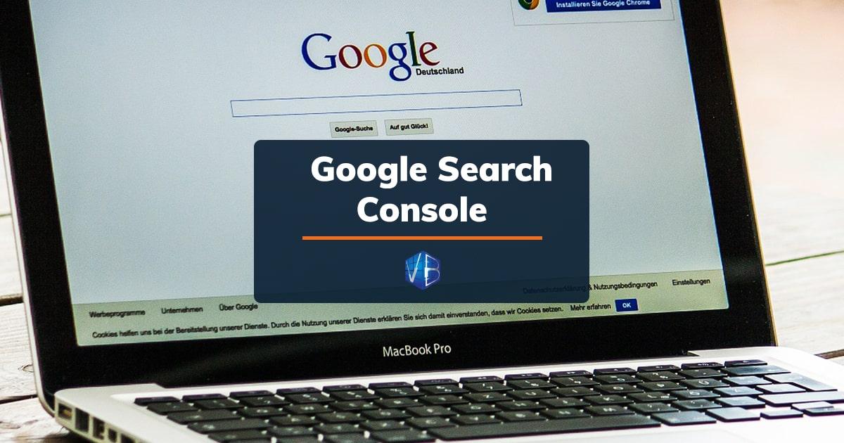 Aggiornamento Google Search Console