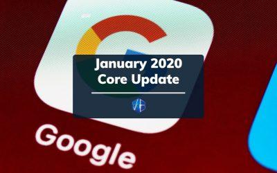 Tutto sul January 2020 Core Update di Google