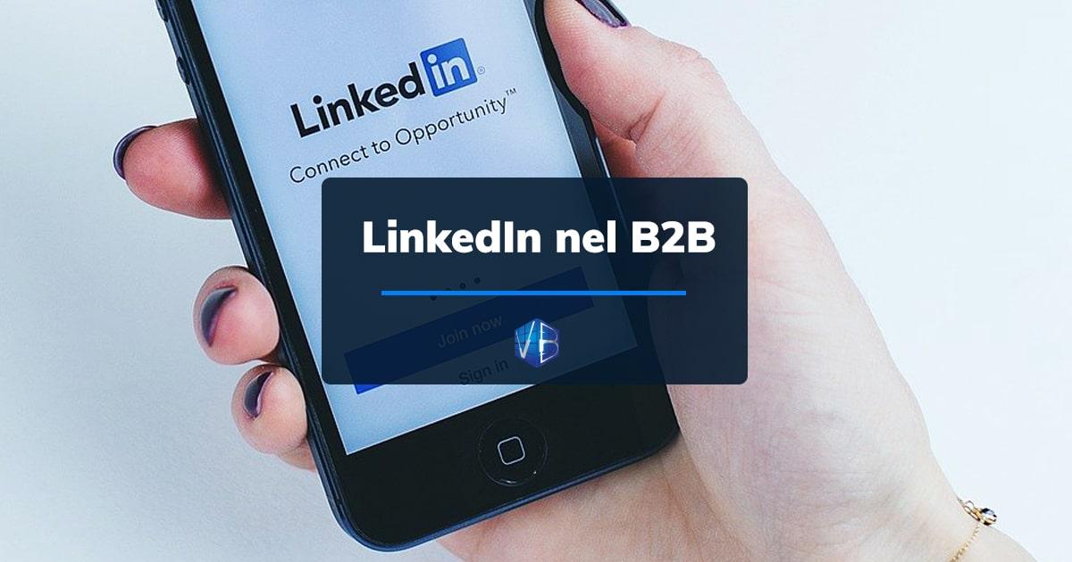 LinkedIn aziende b2b