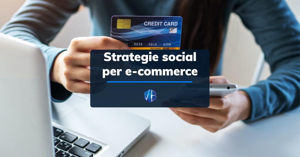 strategie social e-commerce