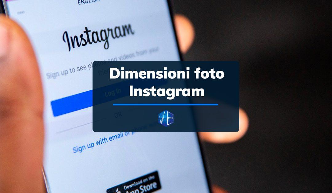 Dimensione post Instagram 2021: la guida