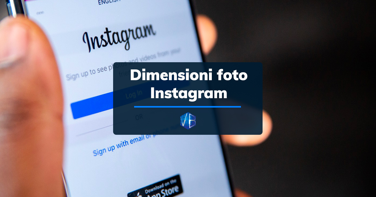 dimensione post instagram