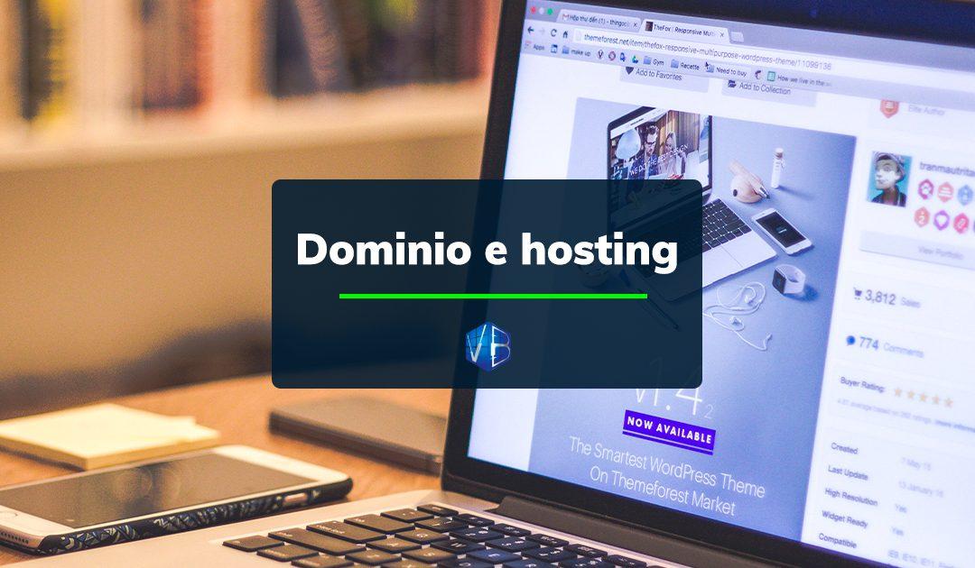 Dominio e hosting: impara la differenza