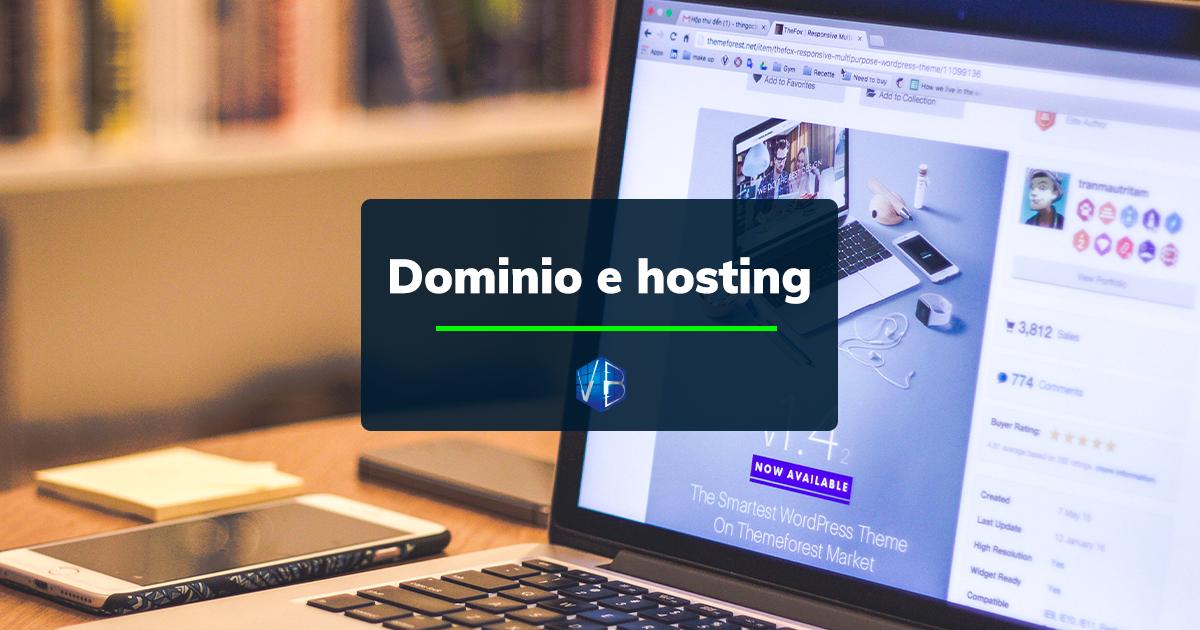 dominio e hosting