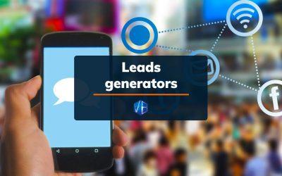 Leads generators, ottieni nuovi contatti