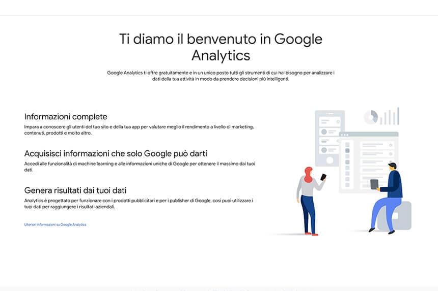 tool seo google analytics