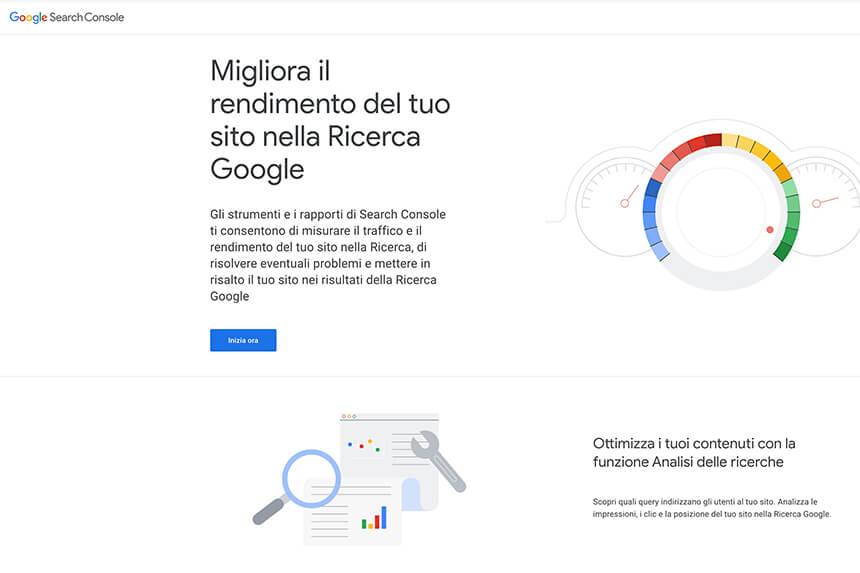 tool seo google search console