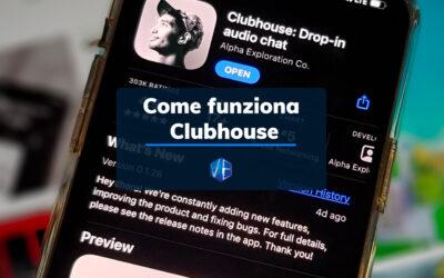 Clubhouse App: come funziona l'esclusivo social