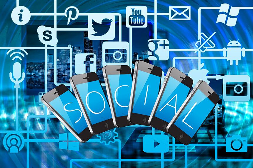comunicazione web e social media