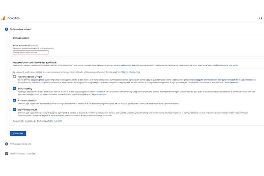 cos'è Google Analytics