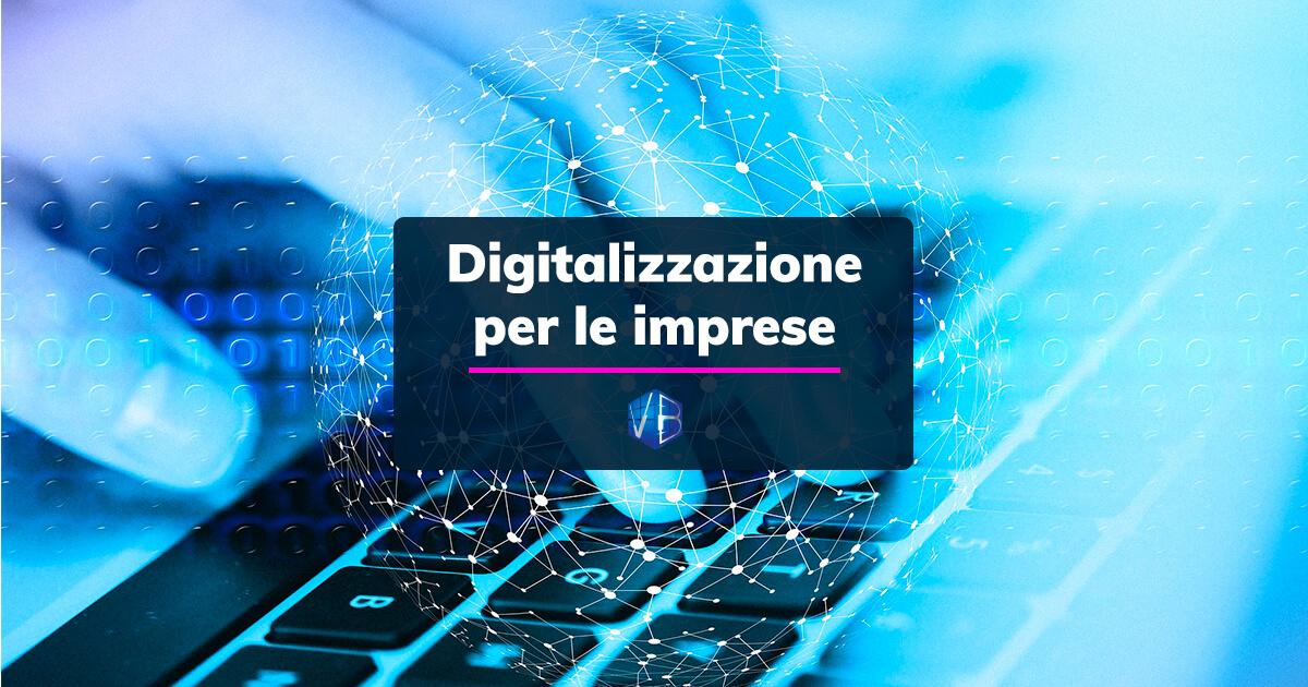 digitalizzazione per le imprese